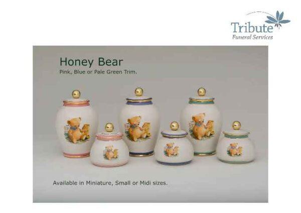 Childs Honey Bear