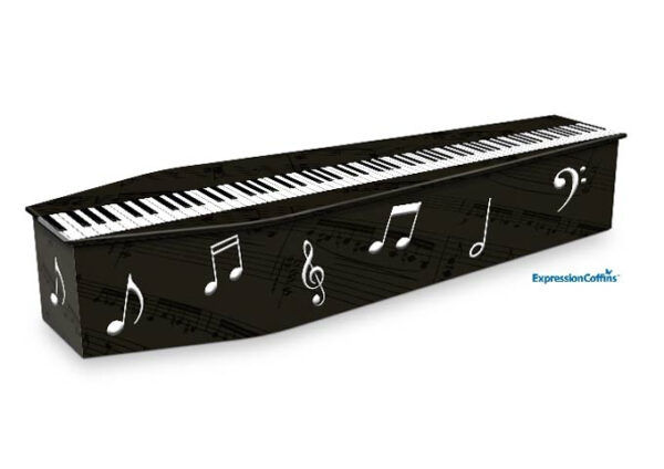 Expression Coffins Piano Music 2200