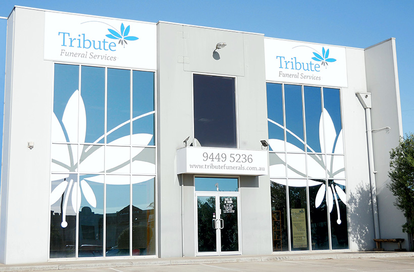 tribute building contact us