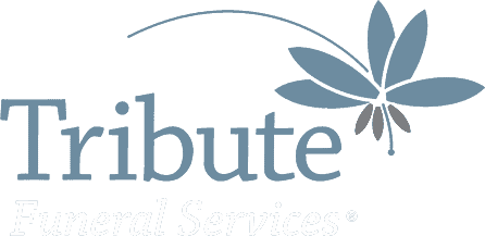 tribute logo light